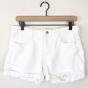 H&M Cut Off Denim Shorts